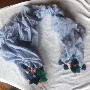 Vineyard Vines cotton scarf